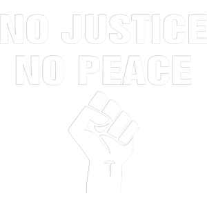 Fight for Justice and Peace Printable PU Heat Transfer