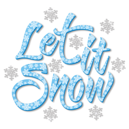 Let It Snow Suitable for Winter Heat Transfer