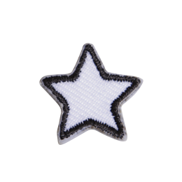 Little Stock Star Pattern Patch for Shirts