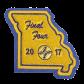 Baseball Badge 2017 Stock Chenille Patch