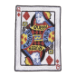 Playing Card Queen Fancy Applique