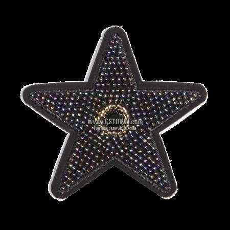 Start Themed Star Fish Bead Applique