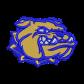 Georgia Bulldog Embroidery Logo Patches For Clothes