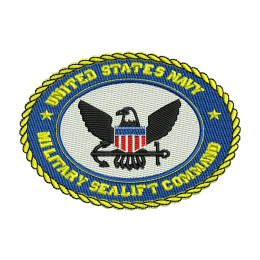 Military Sealift Command Embroidery Services Near Me Vest Patches