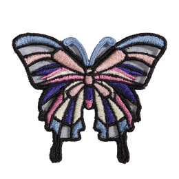 Wholesale Embroidered Butterfly Patch