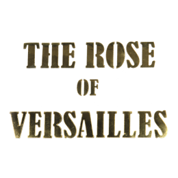 Metallic Gold The Rose of Versailles Patch