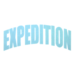 Blue Special Expedition Word Patch