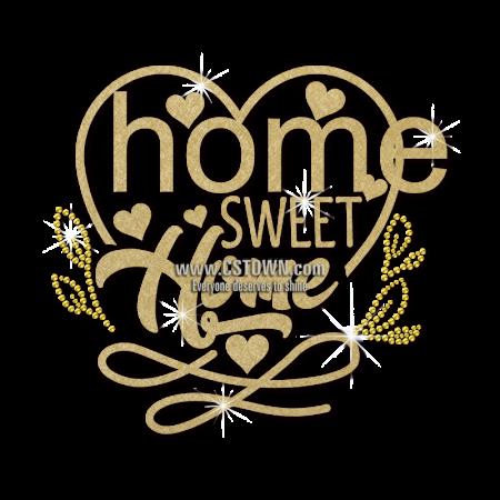 ISS Gold Sweet Home Nailhead Motif