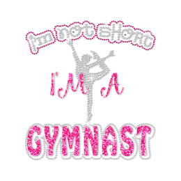 ISS Glitter Gymnasts Rolling Stone Design