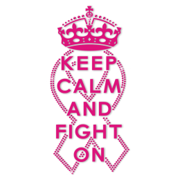 You Are the Princess Keep Calm and Fight on Transfer