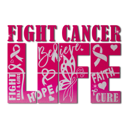 Fight Cancer Call for Breast Health Care for the Girls Heat Transfer