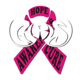 Girls Power Fight Cancer Breast Cancer Awareness Month Transfer