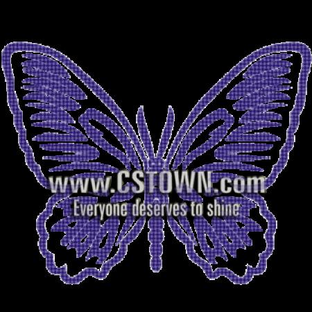 Butterfly Holofoil Transfer