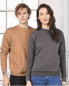 BELLA + CANVAS-Unisex Sponge Fleece Drop Shoulder Sweatshirt-3945