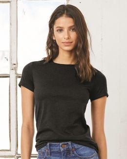 BELLA + CANVAS-Women's The Favorite Tee-6004
