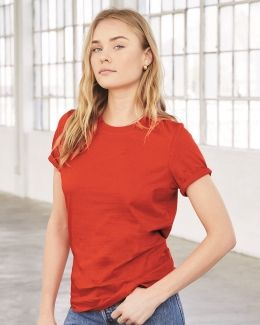 BELLA + CANVAS-Women's Relaxed Jersey Tee-6400
