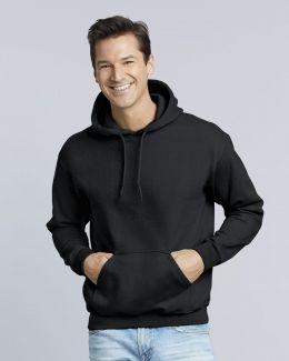 Gildan-DryBlend® Hooded Sweatshirt-12500