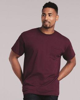 Gildan-Ultra Cotton® Pocket T-Shirt-2300