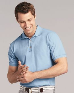 Gildan-Ultra Cotton® Piqué Sport Shirt-3800