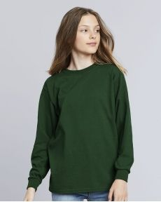Gildan-Heavy Cotton™ Youth Long Sleeve T-Shirt-5400B