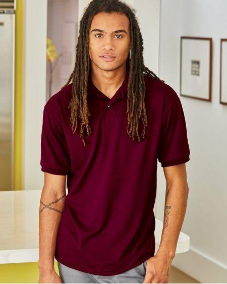 Hanes-Ecosmart® Jersey Sport Shirt-054X