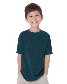 Next Level-Youth CVC Short Sleeve Crew-3312