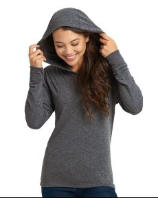 Next Level-Unisex Triblend Hooded Long Sleeve Pullover-6021