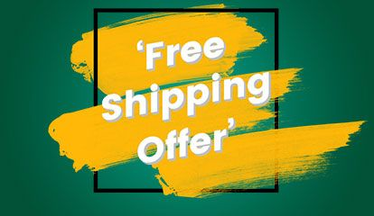 Place an order online including the stock heat transfers or custom heat transfers and you will enjoy free shipping on orders of $100 or more.
